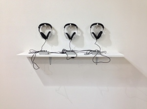 headphone wall
